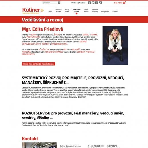 Detail Webdesign Portfolio Shot Creative